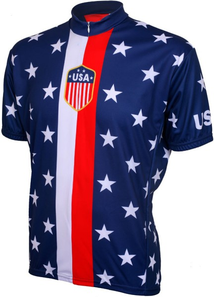 Radtrikot USA Team 1956