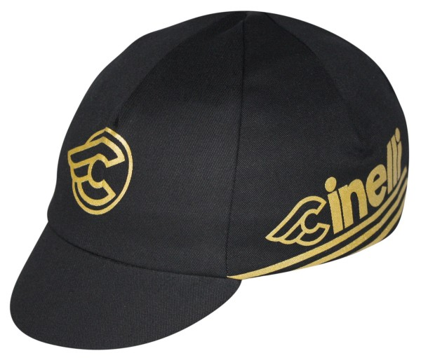 Radlercap Cinelli Gold