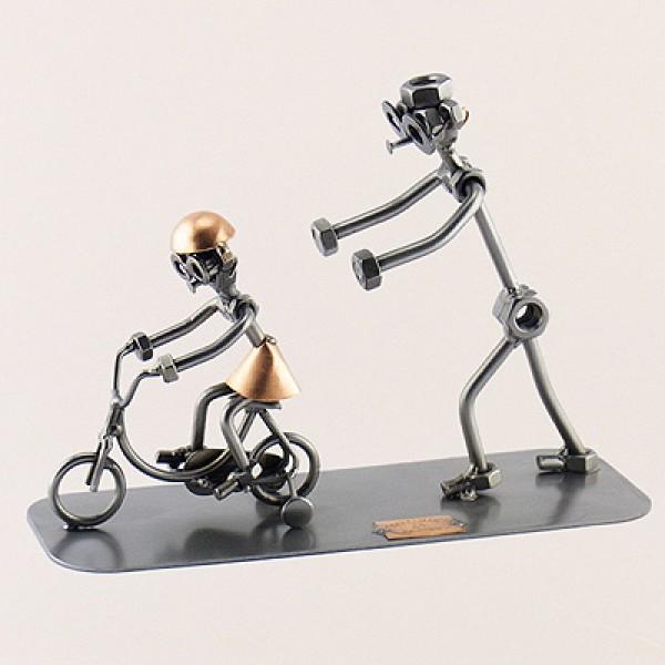 Miniatur Kinderrad - Modell Schraubenmännchen