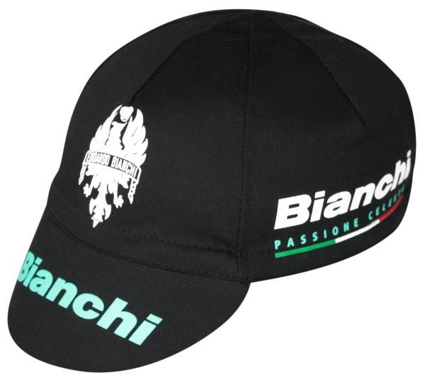 Radmütze Bianchi Oltre schwarz black