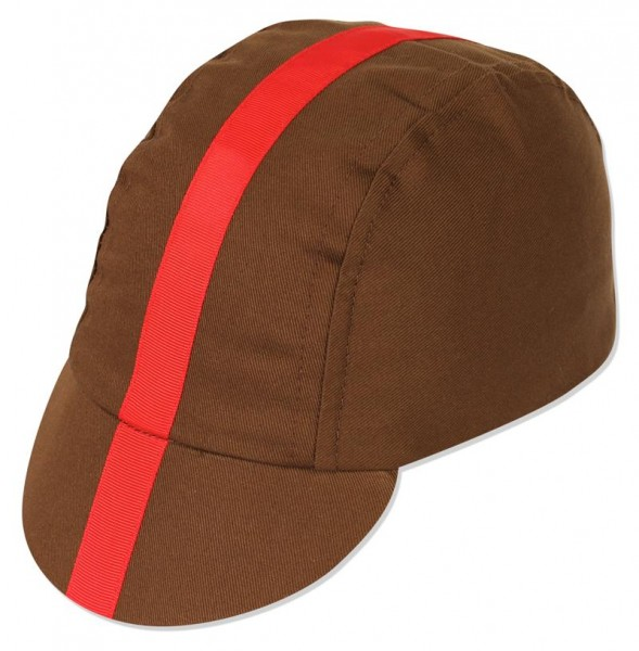Cap Chocolate Red