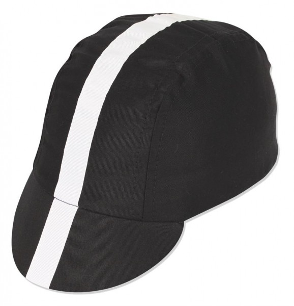 Cap Black/White