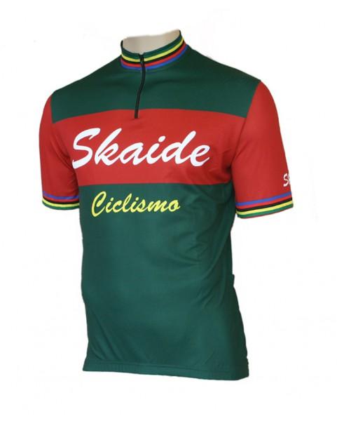 Radtrikot Skaide Ciclismo Green