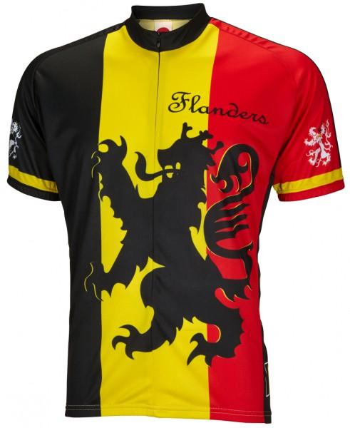Radtrikot Flandern Neu Flanders