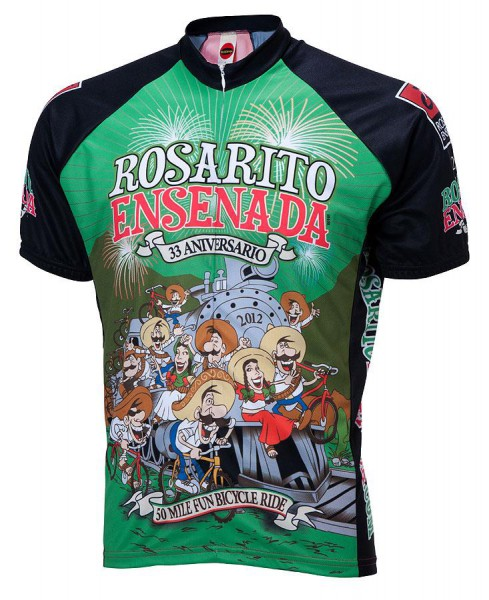 Radtrikot Rosarito Ensenada Cinco de Mayo