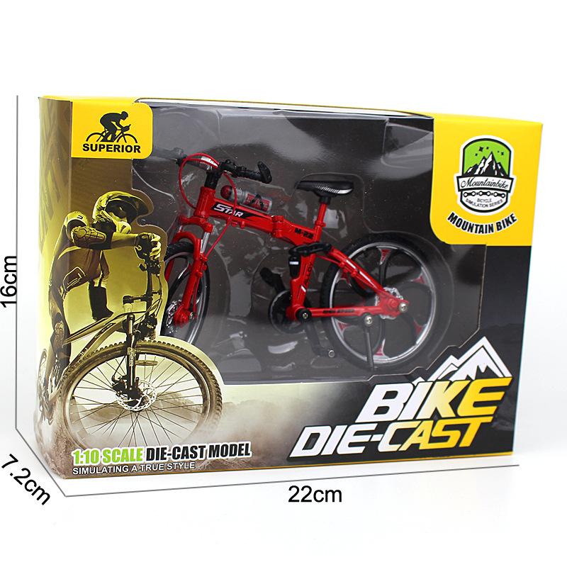 Fahrrad Miniatur Geschenkverpackung