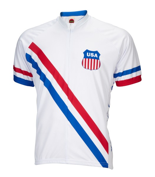 Radtrikot USA Olympic 1948