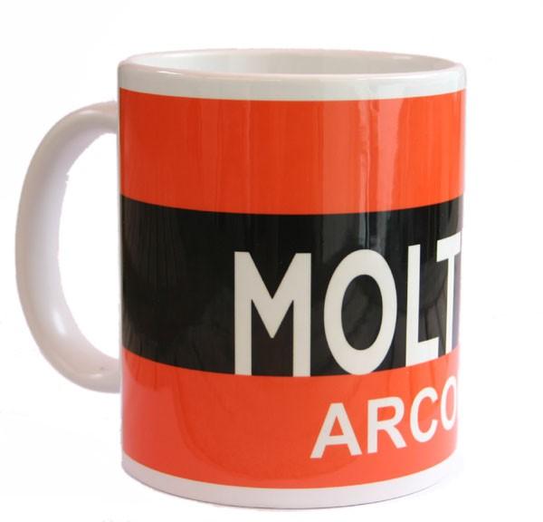 Kaffeebecher / Kaffeetasse Fahrrad Molteni