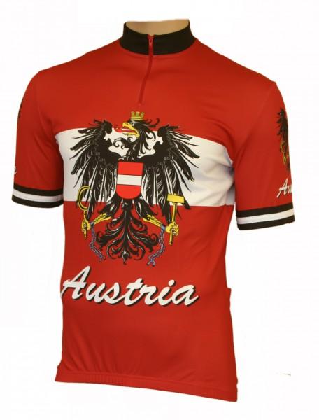 Radtrikot Österreich Austria