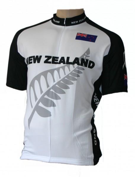 Radtrikot New Zealand