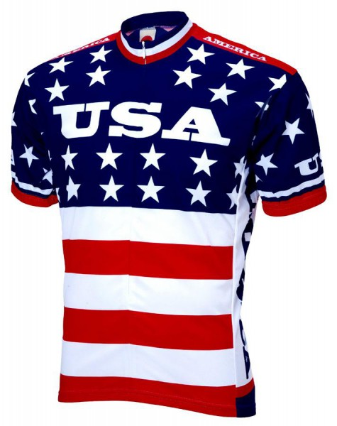 Radtrikot Team USA 1979