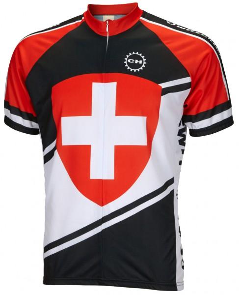 Radtrikot Switzerland Schweiz