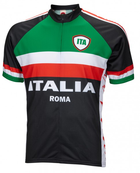 Radtrikot Italia Roma