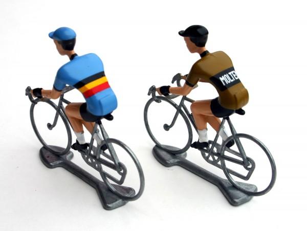 Flandriens Rennradfahrer Miniaturen Molteni Landstrui