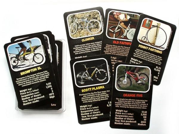 Bike Trumps Fahrrad Quartett