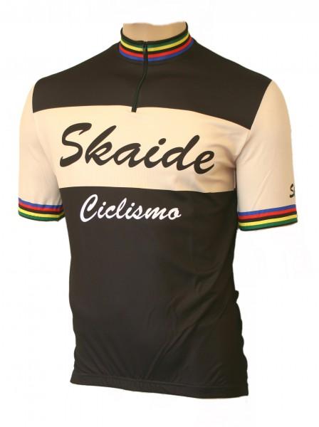 Retro Radtrikot Skaide Ciclismo