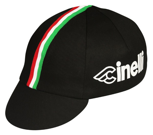 Cap Cinelli Black