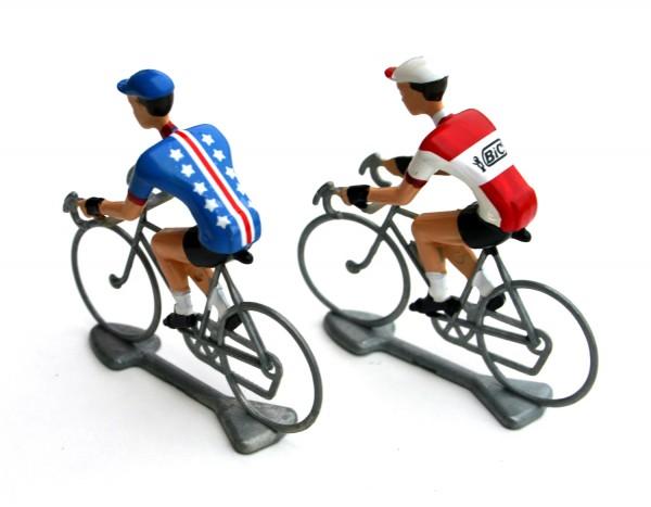 Flandriens Rennradfahrer Miniaturen Bic Amerika