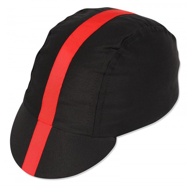 Cap Black/Red
