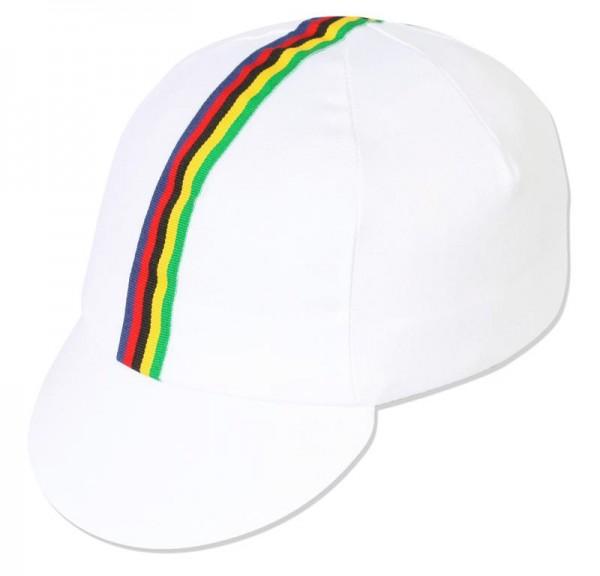 Cap World Champion Weiß