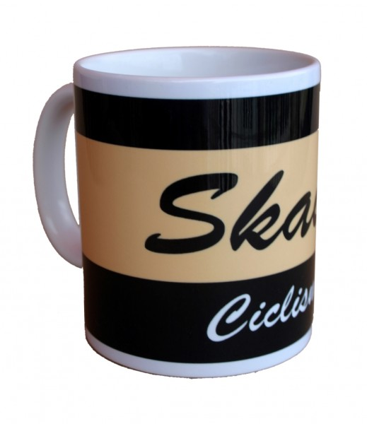 Kaffeebecher / Kaffeetasse  Skaide Ciclismo Retro Fahrrad