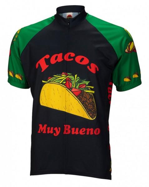 Fahrradtrikot Taco Tuesday