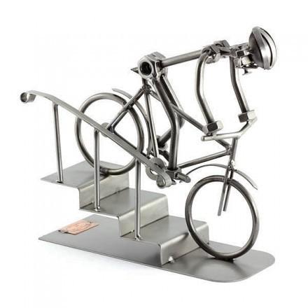 Miniatur Mountainbike - Modell Schraubenmännchen
